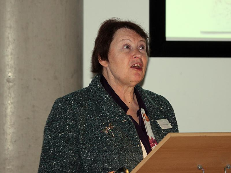 Dr Susan Kay-Williams, Chief Executive, Royal School of Needlework